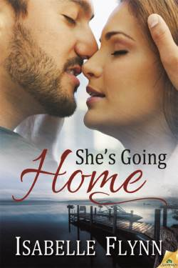 She's Going Home, a contemporary romance by Isabelle Flynn