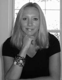 Christy Effinger, Author of Say Nothing of What You See. a New Adult paranormal romance