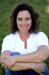 Kimberley Troutte, Author of God Whisperer, an inspirational romantic suspense