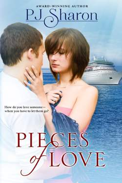 Pieces of Love, a contemporary Young Adult romance by PJ Sharon