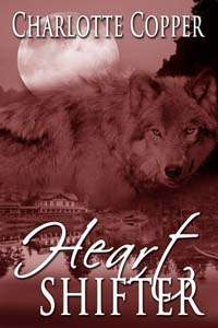 Heart Shifter, a paranormal romance by Charlotte Copper
