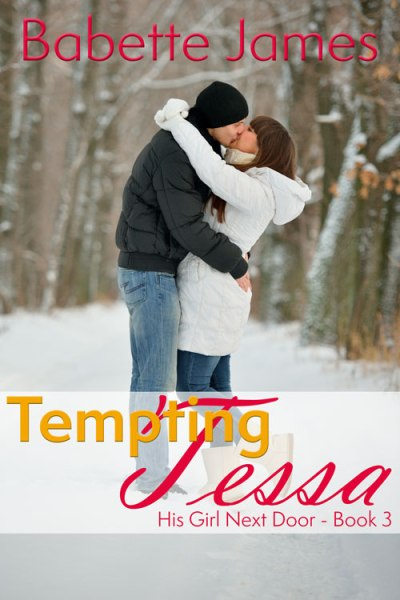 Tempting Tessa, a contemporary romance by Babette James