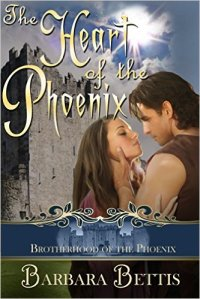 The Heart of the Phoenix - a histroical romance by Barbara Bettis
