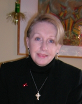 Alice Orr, Author of A Time Of Fear & Loving, a romantic suspense